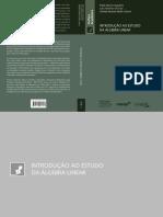 Introdução ao Estudo da Algebra Linear.pdf