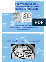 Bancos Tiempo 29 Nov Mexico
