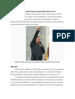 16-12-05 Vida y Obra Del Comandante Supremo Hugo Rafael Chávez Frías