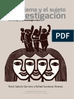 El problema y el sujeto en la investigación. Metodología y epistemología crítica