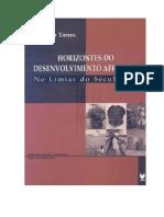 Livro - Horizontes Do Desenvolvimento Africano No Limiar Do Século XXI