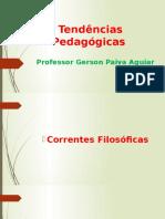 3 - Tendencias Pedagogicas - 2015.pptx