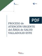 Proceso Atención urgencias