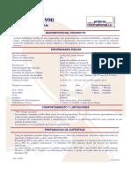 Ficha Tecnica Hdt Interthane 990.11.14 (Pintura)