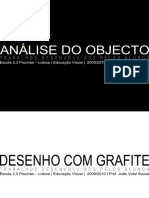 Eduvis Analise Do Objecto