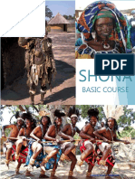 FSI - Shona Basic Course - Student Text