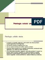 15.Patologia  colului  uterin-12.ppt
