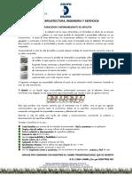 Informacion Relevante Rejuvenecedor e Impermeabilizante de Asfaltos