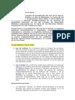 Derecho Internaciona Publico