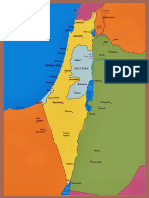 Het Groot-Israël – van de Nijl tot de Eufraat