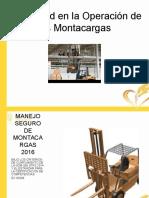 Anexo 9 Manejo de Cargas Montacargas - Copia