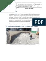 Reporte Estudio Geotecnico