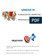 3. Planeación Del Marketing