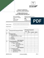 Format Penilaian P3