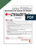 s Pref Recife Pe Veterinario Prova