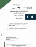 Add Maths June 2014 P2.pdf