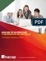 introducción Al Análisis de Las Inversiones
