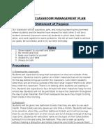 classroom management essay classroom classroom management classroom management plan turn in