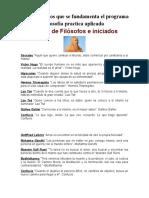 filosofia Frases de Filósofos e iniciados 3  borrador  s3sep2016827pm.docx