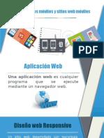 Aplicaciones Móviles y Sitios Web Móviles