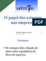 Docslide.com.Br Petronio Martins Paulo Renato Alt Editora Saraiva 1 o Papel Dos Estoques Nas Empresas 7 Capitulo