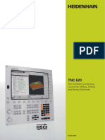 Heidenhain Tnc 620 User Manual