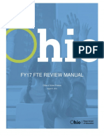 Fy17 Fte Review Manual 1