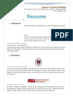 thenew resume