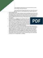 Research Essay Description and Rubric