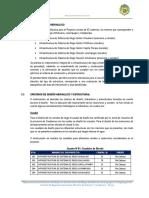 3.3 Criterios de Diseño Hidraulico