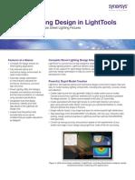 LightTools_StreetLightingDesign