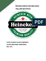 Etica Empreza Heineken