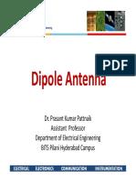 Diploe Antenna