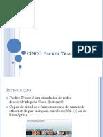 CISCOPacketTracer Unprotected