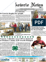 Dec 7 Pages - Gowrie News