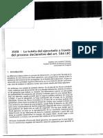 7. Tutela Del Ejecutado a Traves Del Proceso Declarativo (1)