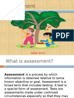 whatisassessment-121126132732-phpapp01