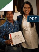 INFORME del CURSO DE PROMOTORES JURÍDICOS INDÍGENAS 2016