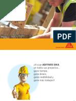 Sikartilla de Aditivos 2014