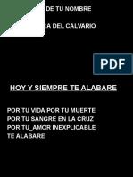 Hoy Y Siempre Te Alabare.ppt_0