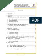 Trabajo N 07 Plan de Continguencia P2