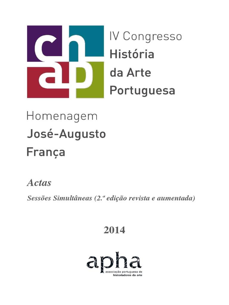 Actas do iv congresso de histria da arte portuguesapdf fandeluxe Choice Image