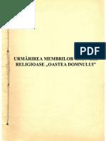 Miscarea Oastei Domnului - Cluj