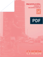 Cladem - Prostitucion. Trabajo o esclavitud sexual.pdf
