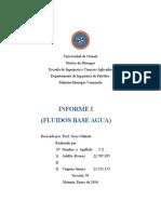 Informe 1 Lab de Perforacion