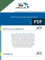 5GAmercias - Presentación Argentina Noviembre 2016