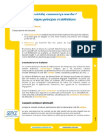 Dossier Principes Definitions Electricite