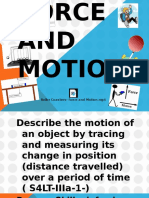 WEEK 1 - Describe the Motion of an Object