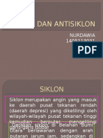 Siklon Dan Antisiklon