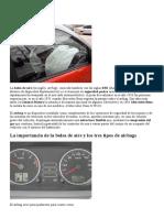 Qué Es El Airbag